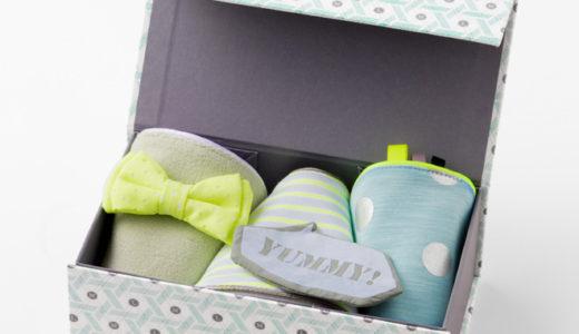 ¿Ya has preparado el regalito para el baby shower? El babero de MARLMARL será una buena opción. (MARLMARLのスタイ)
